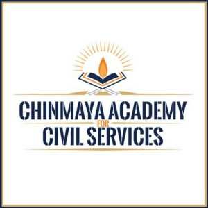 An Open Book With Light And Rays Over It In Plain White Background Banner, Symbolising The Bright Future At Chinmaya Academy For Civil Services